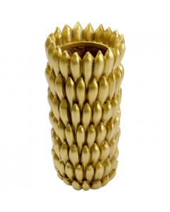Kare Vaas Banana Gold 79cm