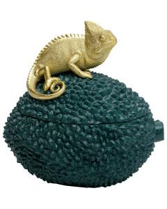 Kare Decoratiepot Chameleon 20cm