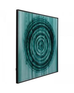 Kare Deco Frame Art Circle 100x100cm