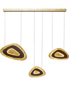 Kare Hanglamp Triangolo Tre LED 120cm
