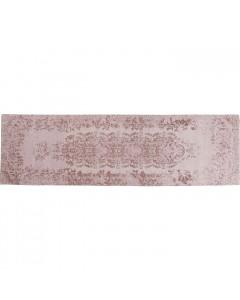 Kare Vloerkleed Vintage Pink 80x270 cm