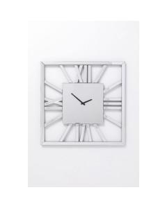 Kare Wandklok Specchio Square 60cm