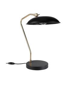 Dutchbone Tafellamp Liam Zwart