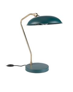 Dutchbone Tafellamp Liam Teal