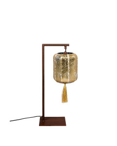 Dutchbone Tafellamp Suoni Gold