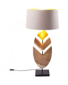 Kare Tafellamp Feather