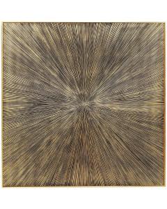 Kare Deco Frame Illumino 120x120cm
