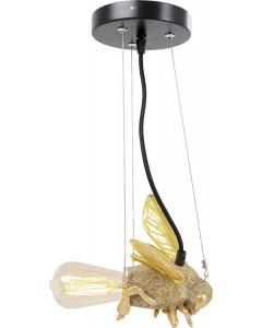 Kare Hanglamp Bee Gold