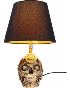 Kare Tafellamp Skull