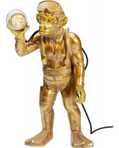 Kare Tafellamp Diver Monkey