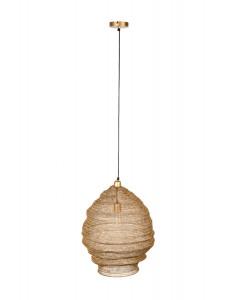 Meer Design Hanglamp Lena L Brass