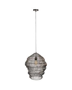 Dutchbone Hanglamp Luca L Zwart
