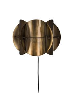 Dutchbone Wandlamp Corridor Antiek Brass