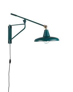 Zuiver Wandlamp Hector Teal