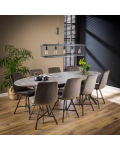 Meer Design Eettafel Portland 240 cm