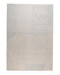 Zuiver Vloerkleed Bliss Grey/Blue 160x230cm
