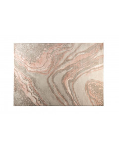 Zuiver Vloerkleed Solar Grey/Pink 200x290cm