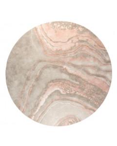 Zuiver Vloerkleed Solar Grey/Pink 200cm