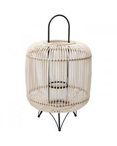 Kare Tafellamp Bamboo 62cm
