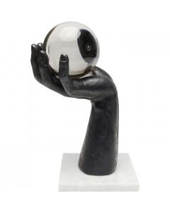 Kare Decofiguur Ball Hand