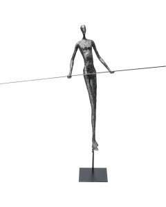 Kare Decofiguur Trapez Star 54cm