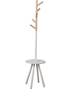 Zuiver Kapstok Table Tree White