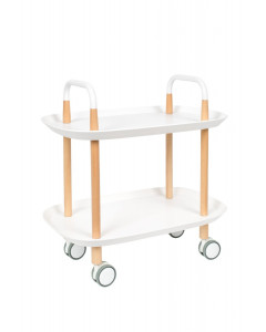 Meer Design Trolley Cruiser White