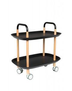 Meer Design Trolley Cruiser Black