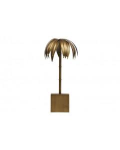 Be Pure Decofiguur Palm Brass