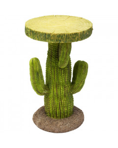 Kare Bijzettafel Cactus 32cm