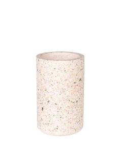 Zuiver Vaas Fajen Terrazzo Pink 25 cm