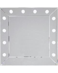 Kare Spiegel Make Up Square 81x81cm
