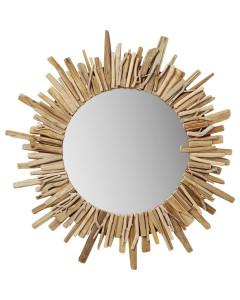 Kare Spiegel Legno 82cm