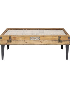 Kare Salontafel Collector 122x55cm