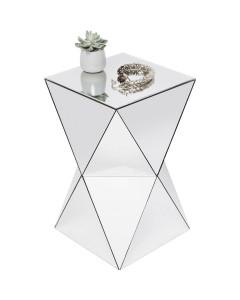 Kare Bijzettafel Luxury Triangle