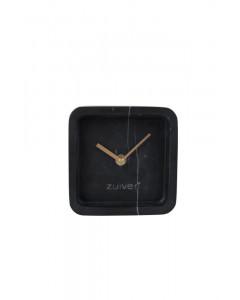 Zuiver Klok Luxury Time Marble Black