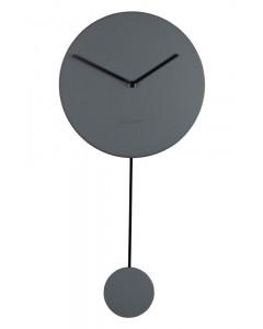 Zuiver Klok Minimal Grey