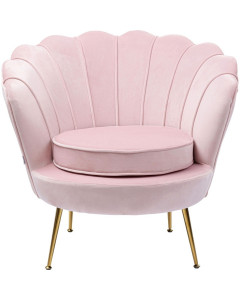 Kare Fauteuil Water Lily Rosa