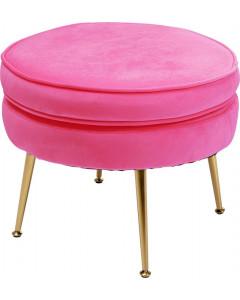 Kare Hocker Water Lily Pink