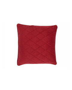 Zuiver Kussen Diamond Square Royal Red