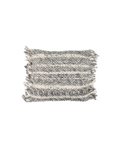 Zuiver Kussen Frills Grey/Blue