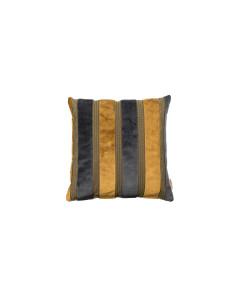 Dutchbone Kussen Scott Yellow/Grey