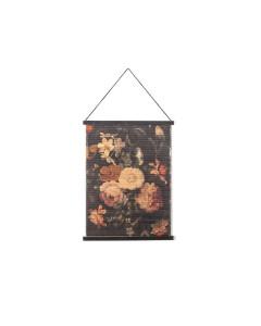 By Boo Wandposter Miyagi Flowers Small