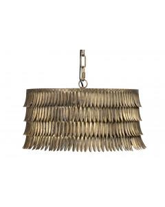 Be Pure Hanglamp Hawaii Metaal Antique Brass