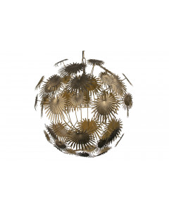 Be Pure Hanglamp Atom Metaal Antique Brass