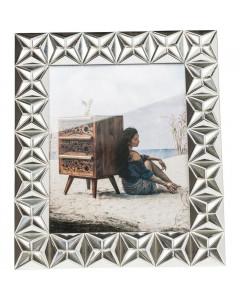 Kare Fotolijst Studs Rose Silver 20x25cm