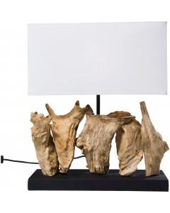 Kare Tafellamp Nature Vertical