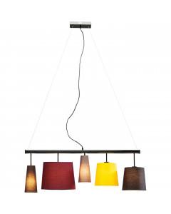 Kare Hanglamp Parecchi Colore 100 cm