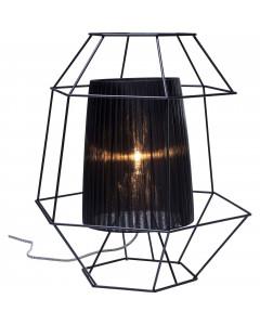 Kare Tafellamp Wire Black