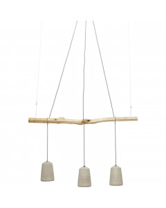 Kare Hanglamp Dining Concrete Tre